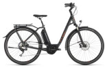 E-Bike Cube Town Sport Hybrid EXC 500 iridium Easy Entry