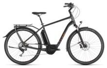 E-Bike Cube Town Sport Hybrid EXC 500 iridium´n´copper