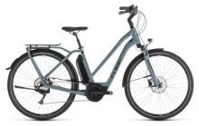 E-Bike Cube Town Sport Hybrid Pro 400 blue´n´black Trapez