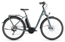 E-Bike Cube Town Sport Hybrid Pro 400 blue´n´black Easy Entry