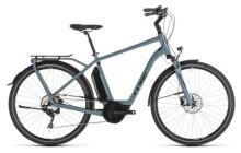 E-Bike Cube Town Sport Hybrid Pro 400 blue´n´black