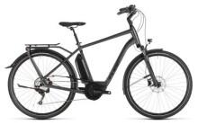 E-Bike Cube Town Sport Hybrid Pro 500 iridium´n´black
