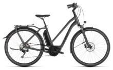 E-Bike Cube Town Sport Hybrid Pro 400 iridium´n´black Trapez