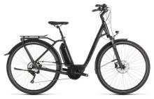 E-Bike Cube Town Sport Hybrid Pro 400 iridium Easy Entry