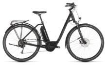 E-Bike Cube Town Sport Hybrid ONE 500 black´n´grey