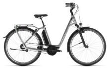 E-Bike Cube Town Hybrid SL 500 silver´n´white Easy Entry