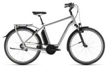 E-Bike Cube Town Hybrid SL 500 silver´n´white