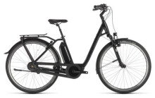 E-Bike Cube Town Hybrid EXC RT 400 black edition
