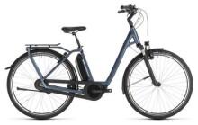 E-Bike Cube Town Hybrid EXC 400 blue´n´blue Easy Entry
