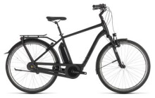 E-Bike Cube Town Hybrid EXC 500 black edition
