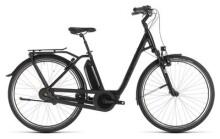 E-Bike Cube Town Hybrid EXC 400 black edition Easy Entry