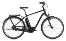 E-Bike Cube Town Hybrid EXC 400 black edition