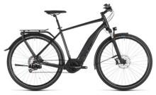 E-Bike Cube Touring Hybrid SL 500 KIOX iridium´n´red