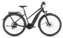 E-Bike Cube Touring Hybrid SL 500 iridium´n´red Trapez