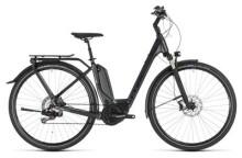 E-Bike Cube Touring Hybrid SL 500 iridium´n´red Easy Entry