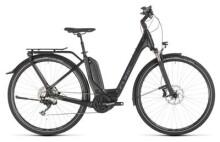 E-Bike Cube Touring Hybrid EXC 500 black´n´grey Easy Entry