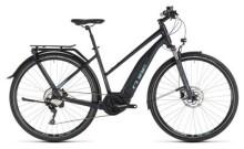 E-Bike Cube Touring Hybrid Pro 500 darknavy´n´blue Trapez