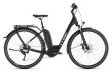 E-Bike Cube Touring Hybrid Pro 500 black´n´white Easy Entry