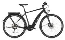 E-Bike Cube Touring Hybrid Pro 500 black´n´white
