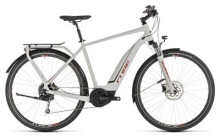 E-Bike Cube Touring Hybrid 500 grey´n´orange