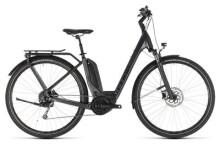 E-Bike Cube Touring Hybrid 500 iridium´n´black Easy Entry