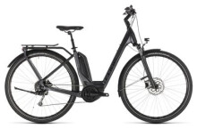 E-Bike Cube Touring Hybrid 400 iridium´n´black Easy Entry