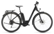 E-Bike Cube Touring Hybrid ONE 400 black´n´blue Easy Entry
