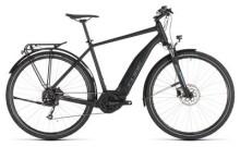 E-Bike Cube Touring Hybrid ONE 400 black´n´blue
