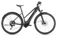 E-Bike Cube Cross Hybrid SL 500 Allroad iridium Trapez