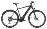 E-Bike Cube Cross Hybrid SL 500 Allroad iridium´n´black