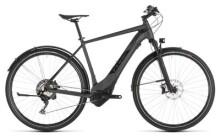 E-Bike Cube Cross Hybrid SL 500 Allroad iridium´n´black