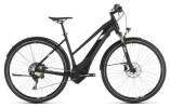 E-Bike Cube Cross Hybrid Race 500 Allroad black Trapez
