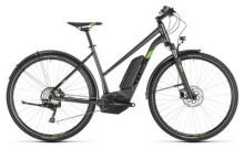 E-Bike Cube Cross Hybrid Pro 500 Allroad iridium Trapez