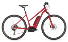E-Bike Cube Cross Hybrid Pro 500 red´n´grey Trapez