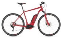 E-Bike Cube Cross Hybrid Pro 500 red´n´grey