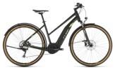 E-Bike Cube Cross Hybrid EXC 500 Allroad green´n´green Trapez