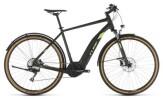 E-Bike Cube Cross Hybrid EXC 500 Allroad green´n´green