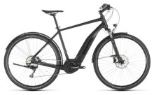 E-Bike Cube Cross Hybrid EXC 500 Allroad black´n´grey