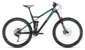 Mountainbike Cube Sting WS 140 HPC Race 27.5 carbon´n´mint