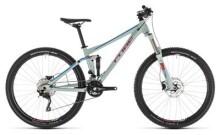 Mountainbike Cube Sting WS 120 EXC lightblue´n´coral