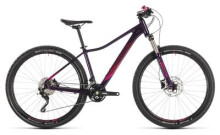 Mountainbike Cube Access WS Race aubergine´n´berry