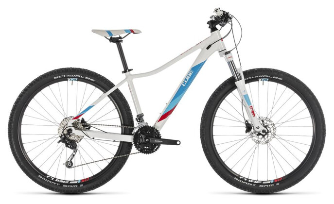 Mountainbike Cube Access WS Pro white´n´blue 2019