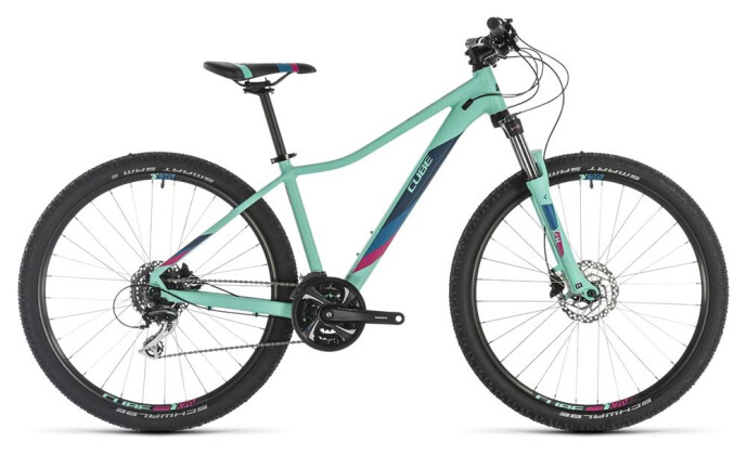 Mountainbike Cube Access WS Exc mint´n´berry 2019