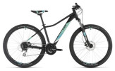 Mountainbike Cube Access WS EAZ black´n´aqua