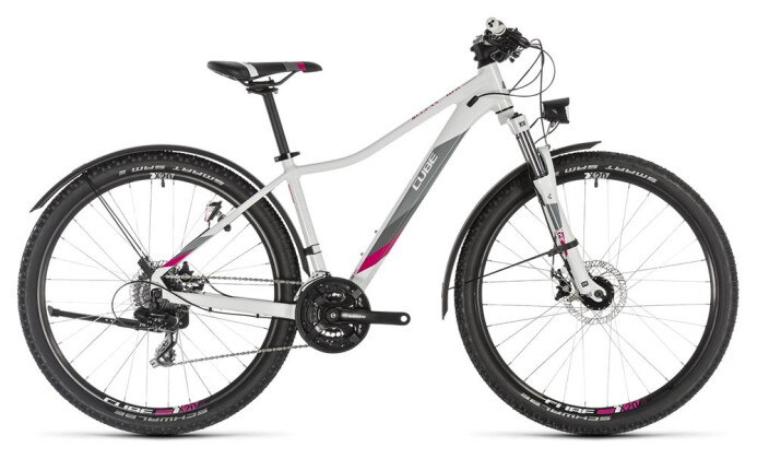 Kinder / Jugend Cube Access WS Allroad white´n´berry 2019