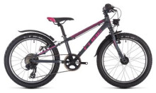 Kinder / Jugend Cube Access 200 Allroad grey´n´blue´n´pink