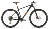 Mountainbike Cube Elite C:62 Race carbon´n´orange