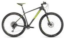 Mountainbike Cube Reaction C:62 Race Eagle grey´n´green