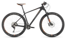 Mountainbike Cube Reaction C:62 Race carbon´n´orange