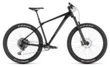 Mountainbike Cube Reaction TM Race black´n´grey
